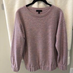 JCrew Lilac Sweater Size XXS